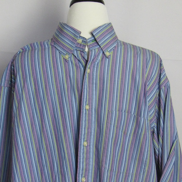 e943750f Tommy Hilfiger Shirts | Striped Dress Shirt | Poshmark